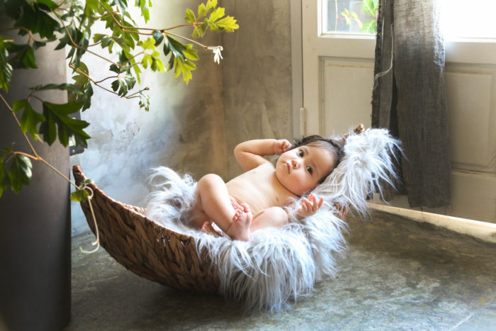 #Blossom 17 赤ちゃんはやっぱり裸が一番かわいい ベビーフォト