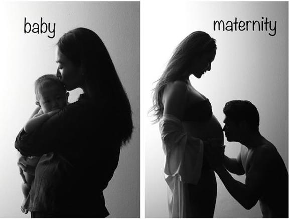 #302 Maternity&BabyPhoto マタニティフォトベビーフォト