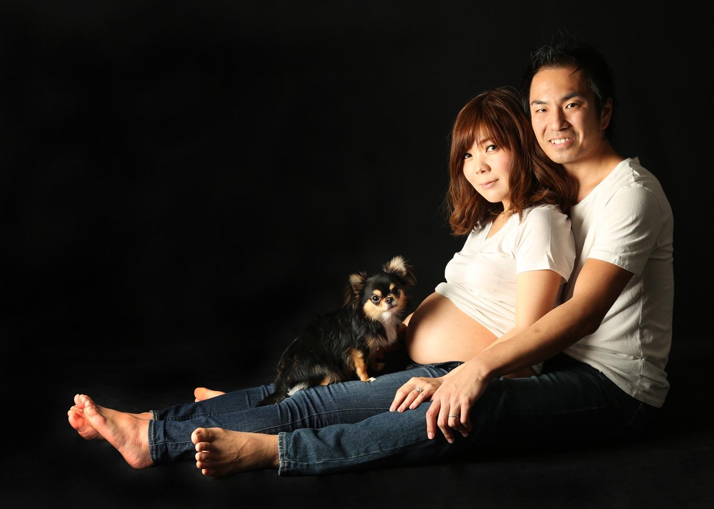 WithDog 愛犬と一緒にマタニティフォトが撮影できるフォトスタジオ