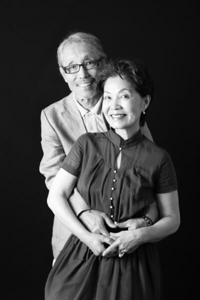 Yoshimoto Family *Family ファミリーフォト